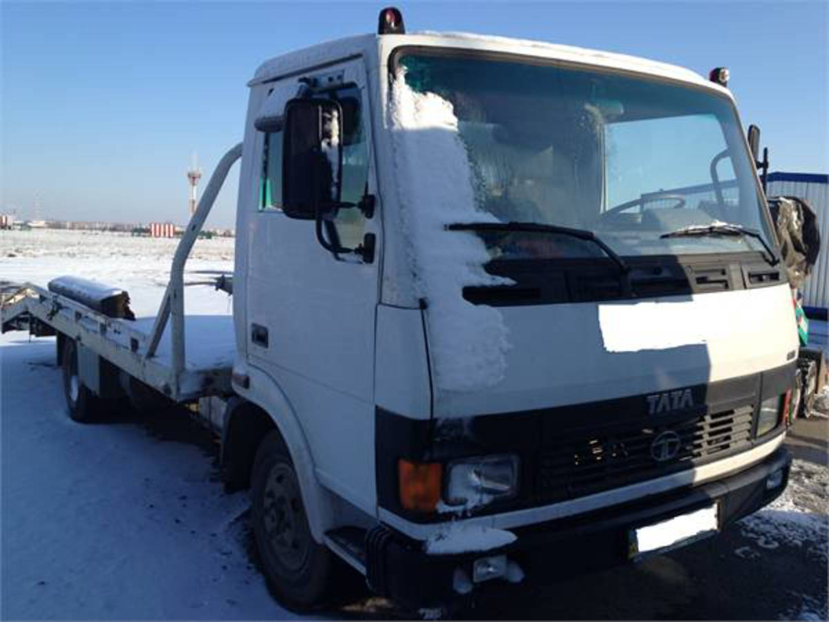 2008: Tata LPT 613 for sale | Used Tata LPT 613 recovery vehicles ...