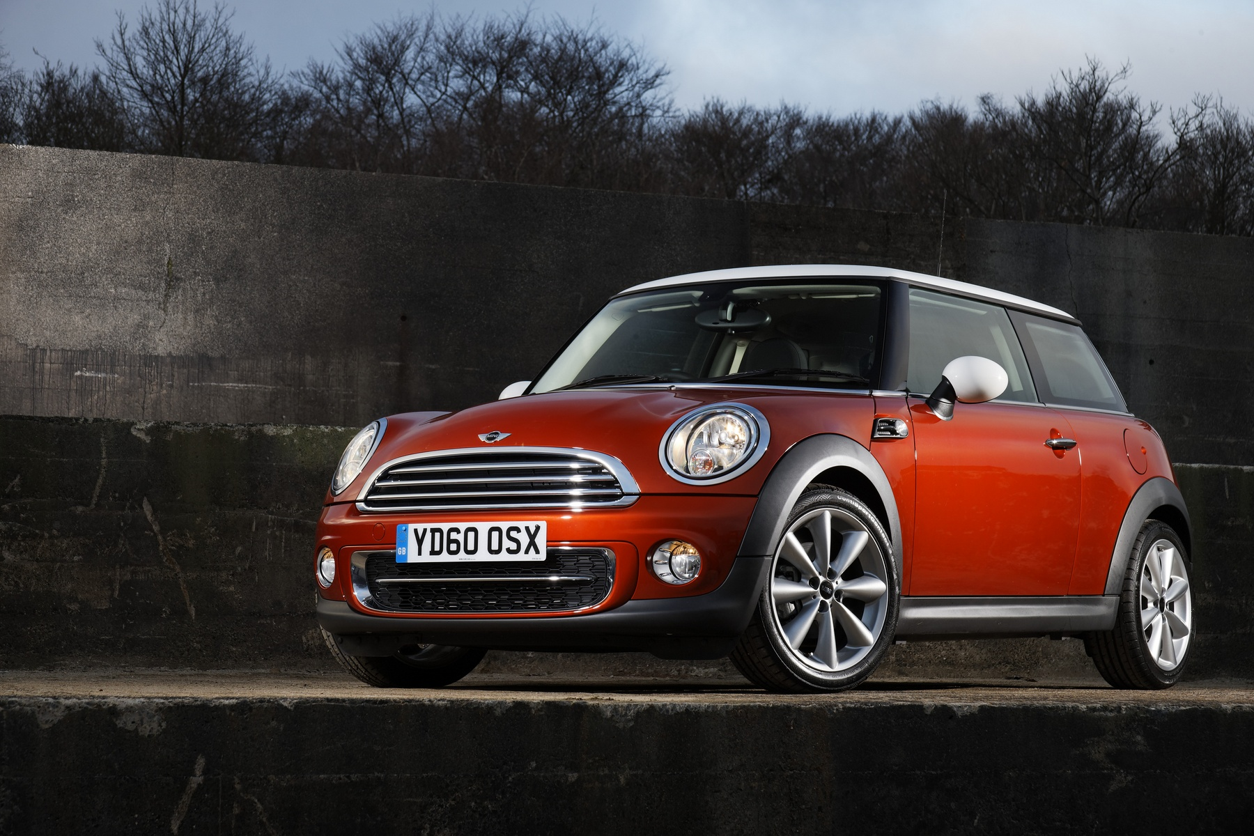 2011 Green Awards: MINI Cooper D was named What Car?'s 'Fun Green Car