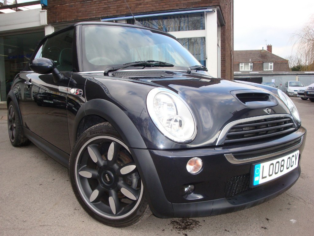 Preloved | second hand minis mini cooper convertible sidewalk for ...