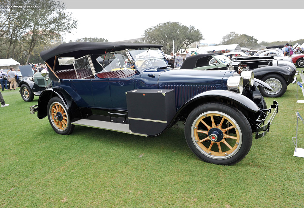 1920 Packard Twin-Six 3-35 Images, Information and History (335 ...