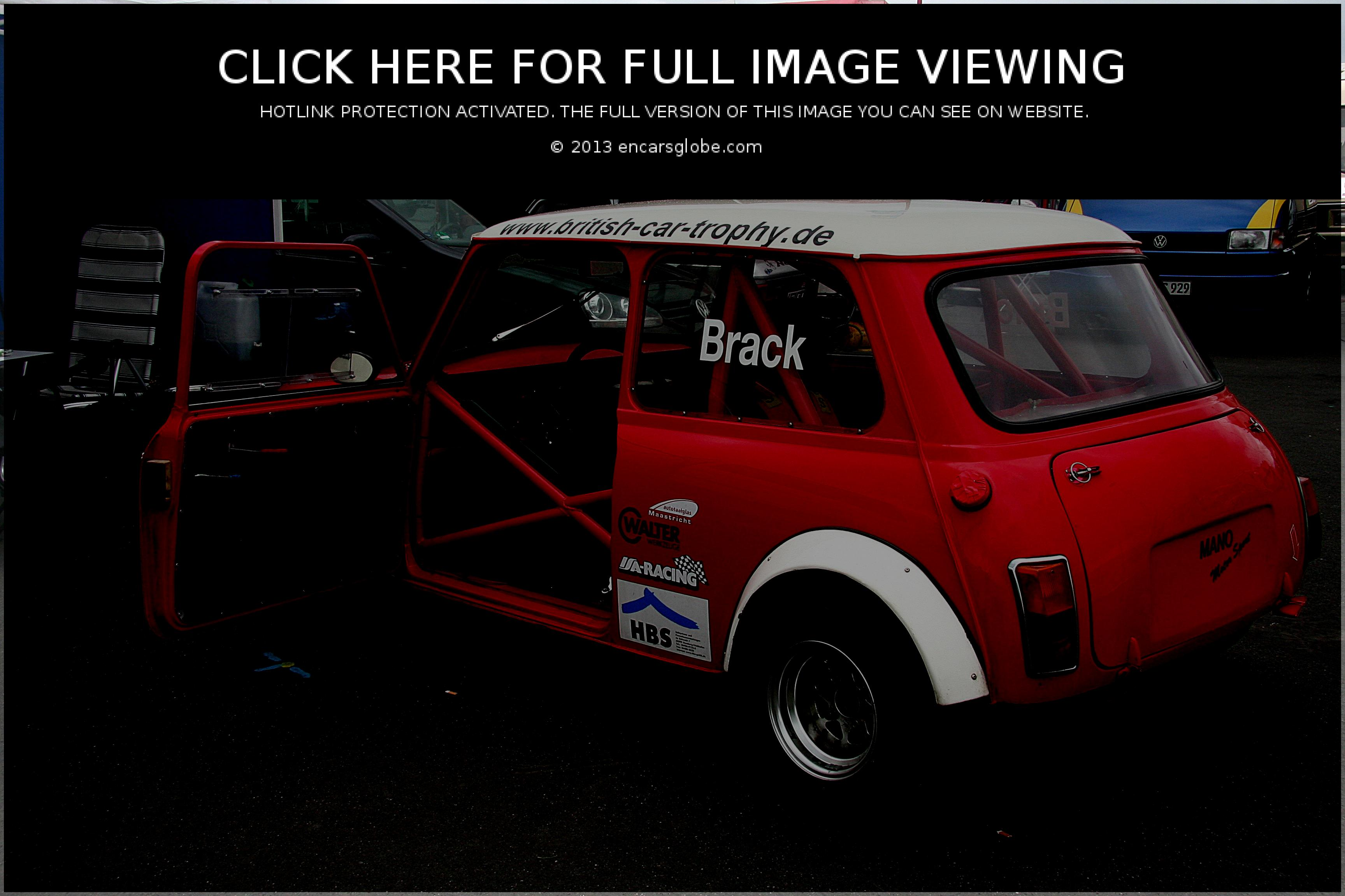 Mini Cooper 16 Classic Photo Gallery: Photo #07 out of 9, Image ...