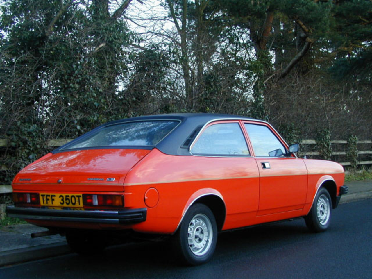 SOLD | 1979 Morris Marina Coupe