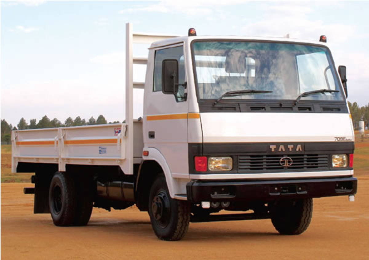 Welcome to MGB Automobiles - TATA - Commercial Vehicle - LPT 709 EX