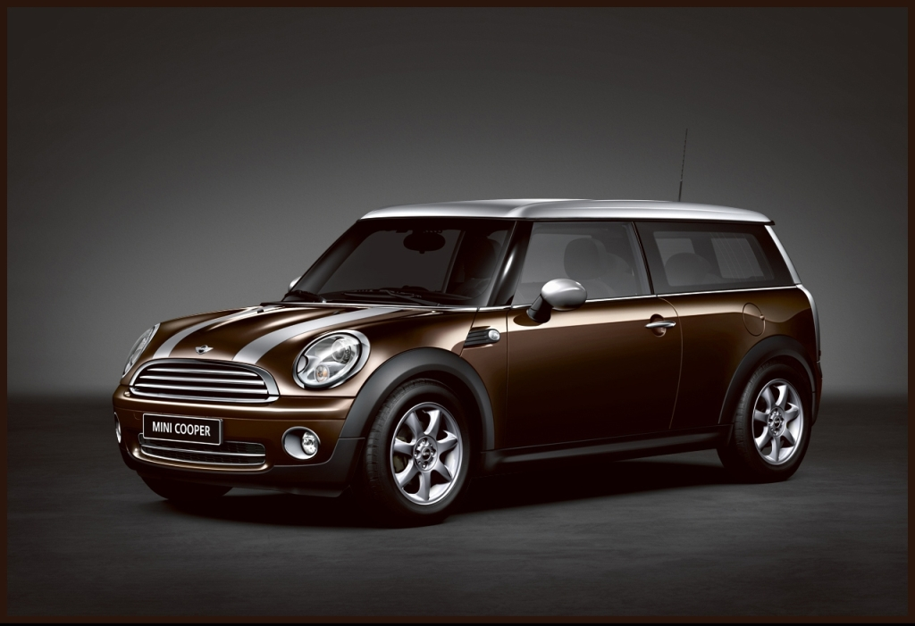 Why Theory?: Trader Dreamer: MINI Clubman