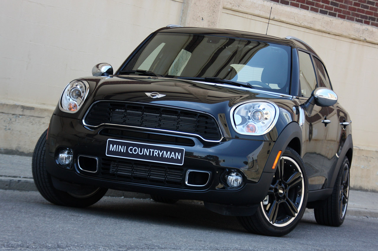 2011 Mini Cooper S Countryman ALL4 Long-Term Road Test Images ...