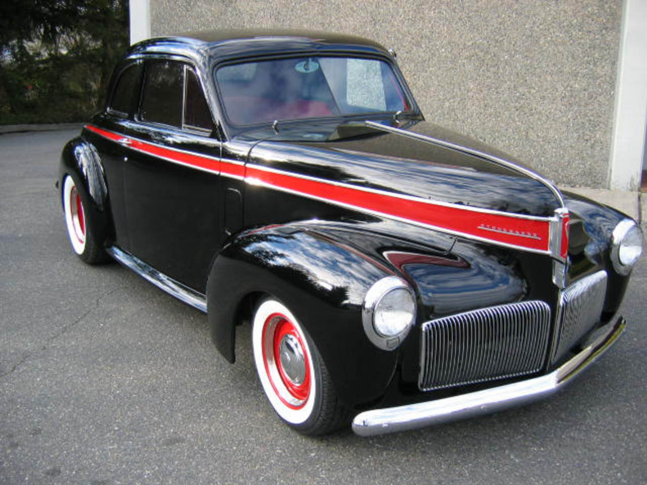 1941 Studebaker Champion Coupe