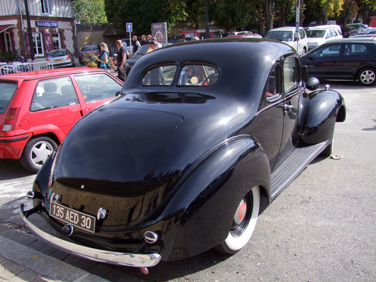 Hudson 112 Coupe