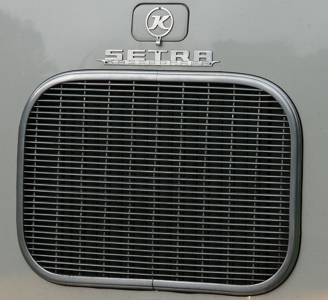 Setra S 9 bicolor Detail | Flickr - Photo Sharing!