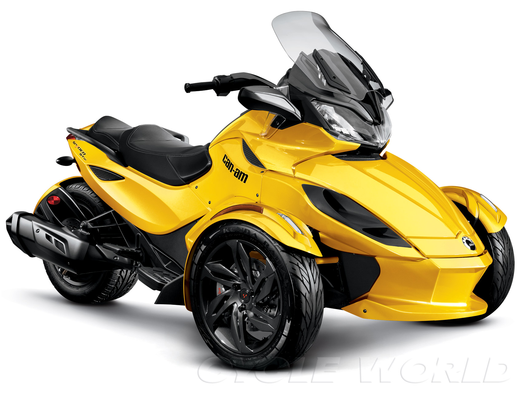 2013 Can-Am Spyders- First Look Review