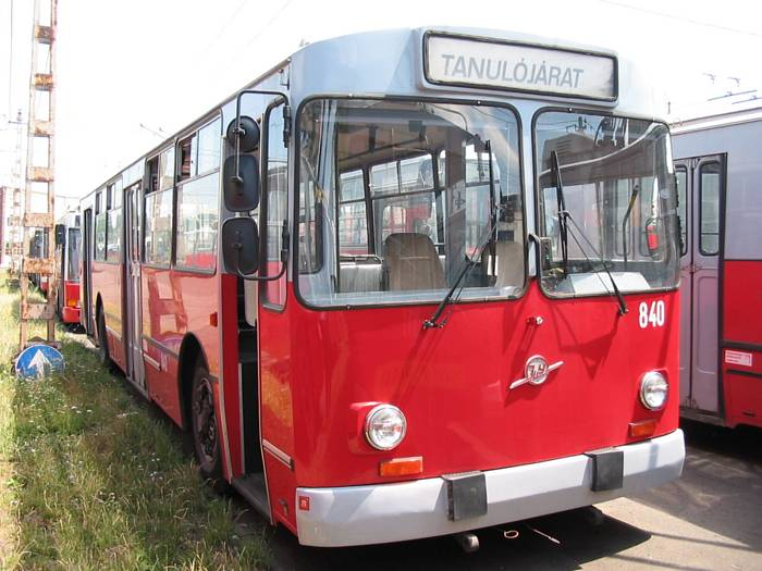 MAZ Trolley-bus Photo Gallery: Photo #10 out of 11, Image Size ...