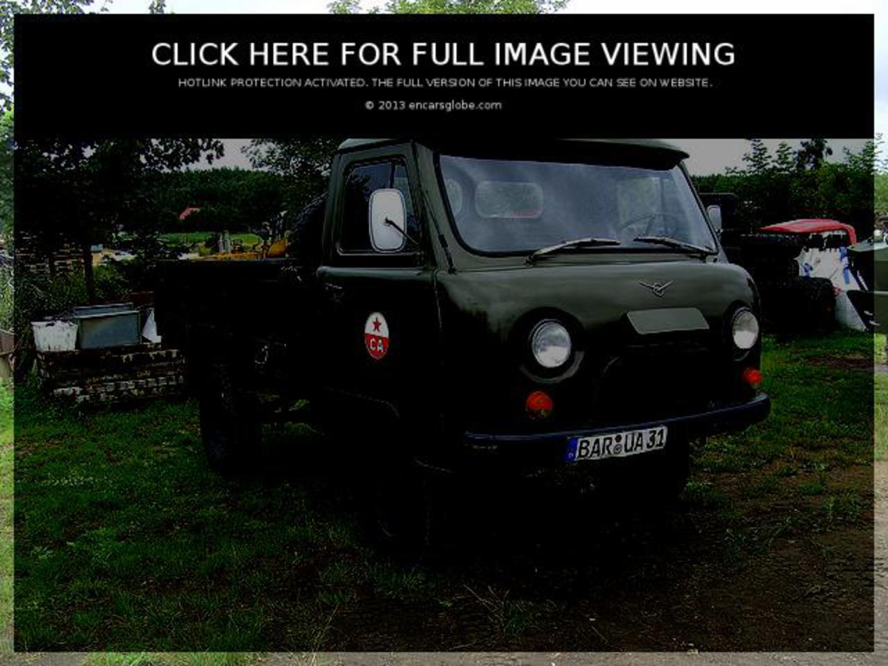UAZ 489 Photo Gallery: Photo #04 out of 7, Image Size - 500 x 351 px