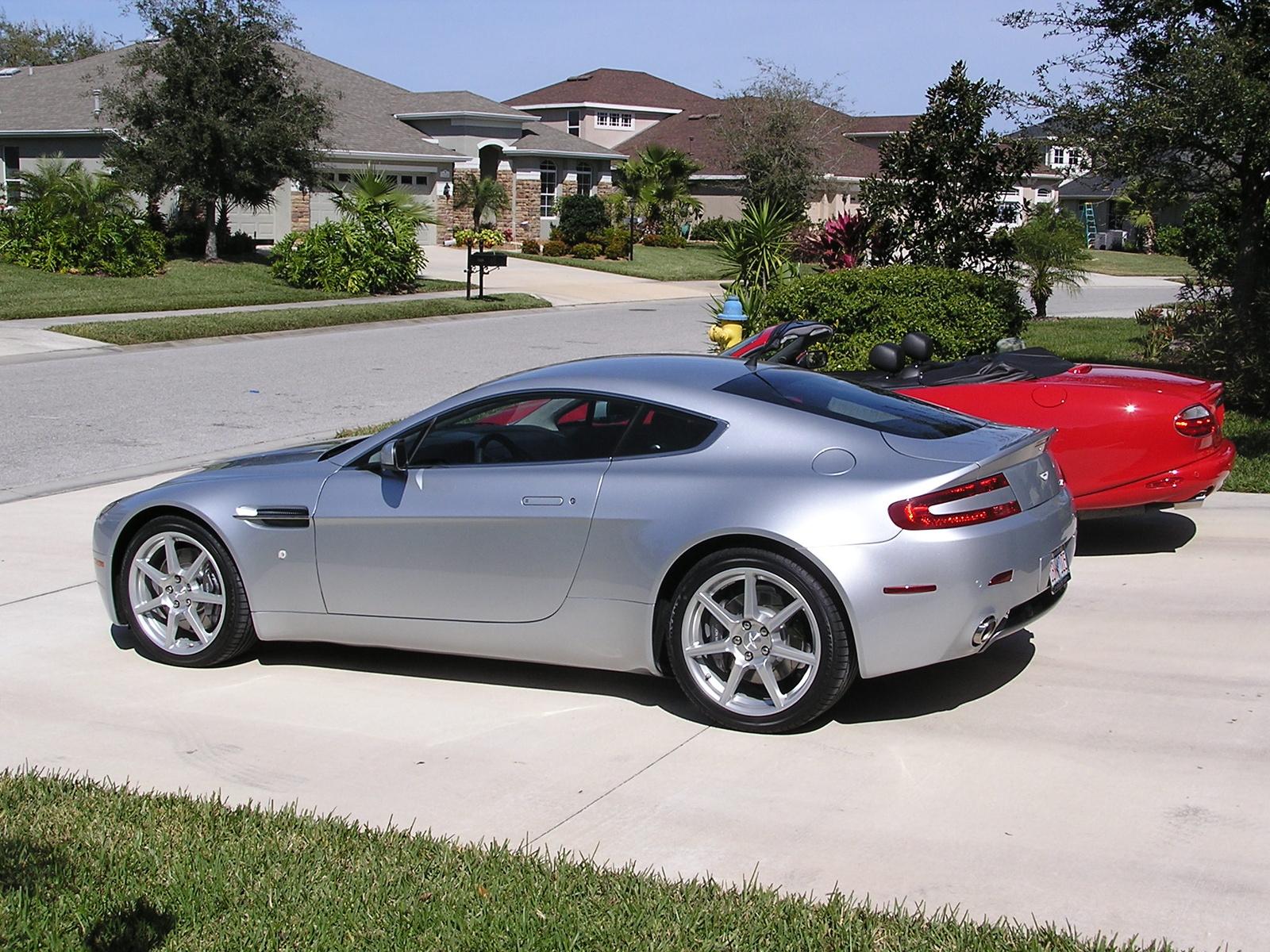 Topworldauto Photos Of Aston Martin V8 Vantage Photo Galleries