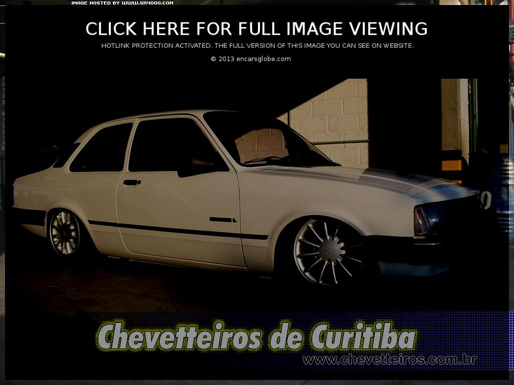 Chevrolet Chevette 16S: Photo gallery, complete information about ...