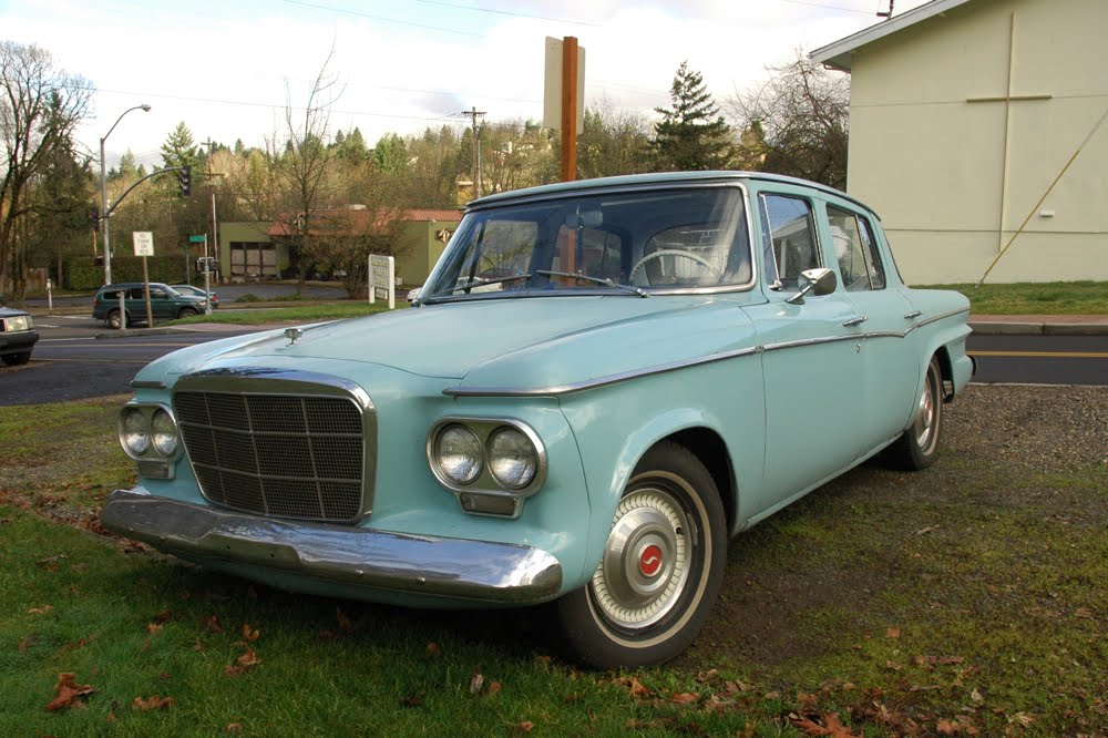 Studebaker Lark VIII 4 door sedan Photo Gallery: Photo #09 out of ...