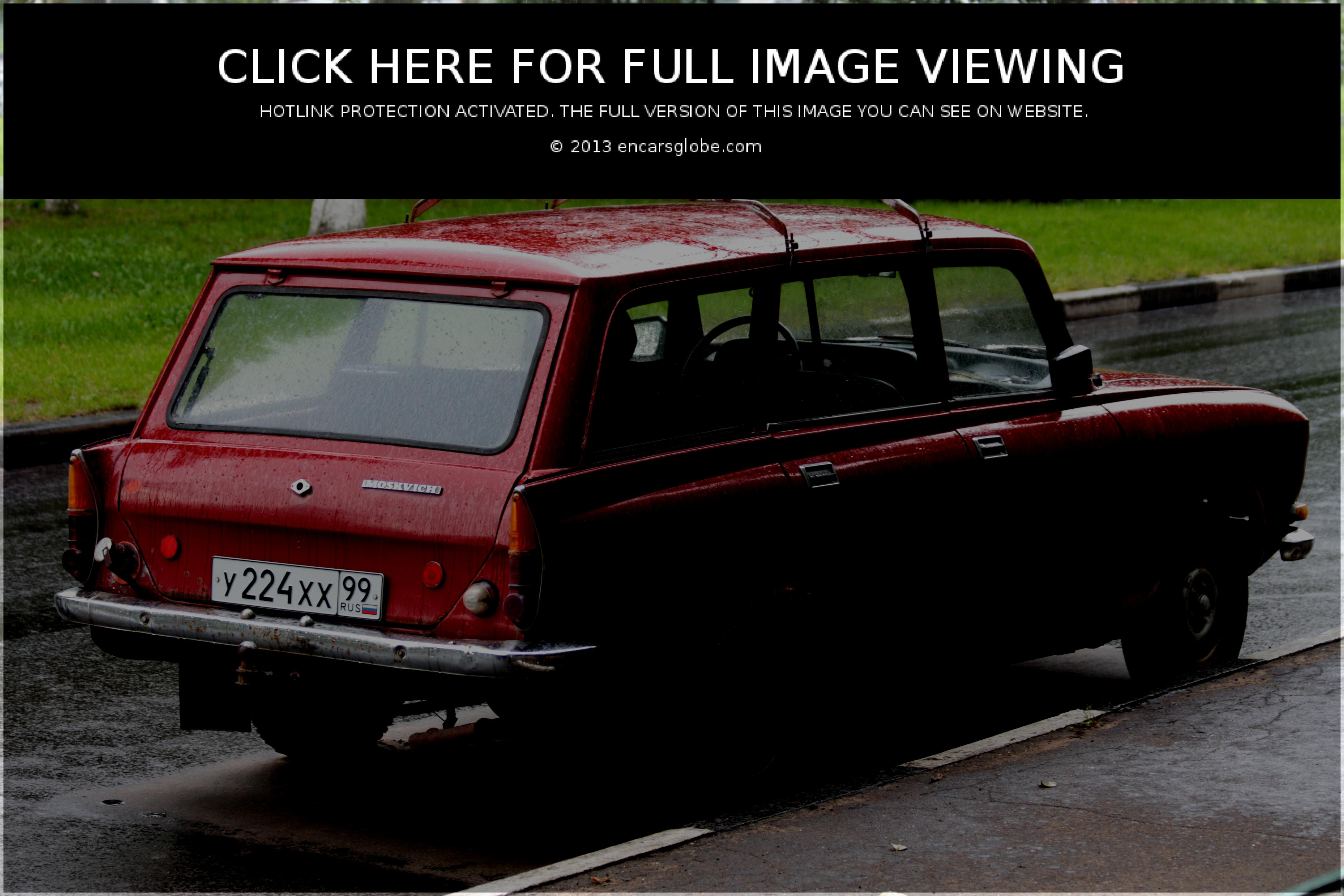 Gallery of all models of Moskvitch: Moskvitch 1500, Moskvitch 1500 ...
