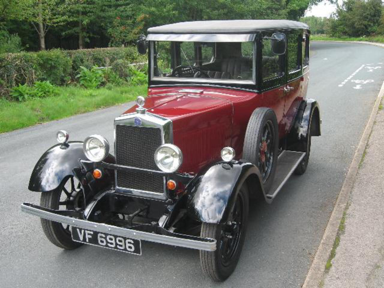 SOLD | 1929 Morris Cowley Flatnose Saloon