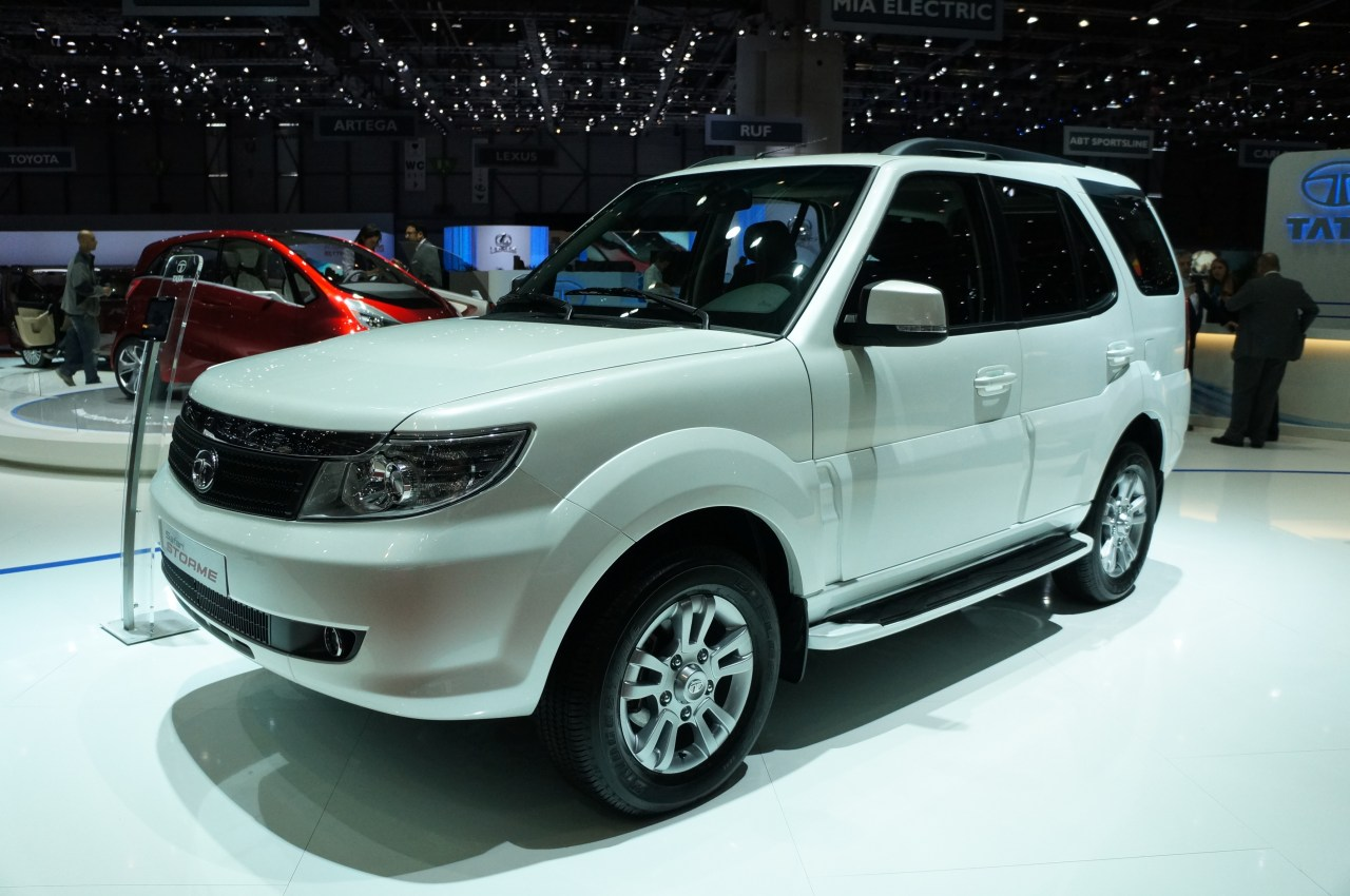 Tata Safari Storme,Tata Safari Storm,Price Of Tata Safari Storme ...