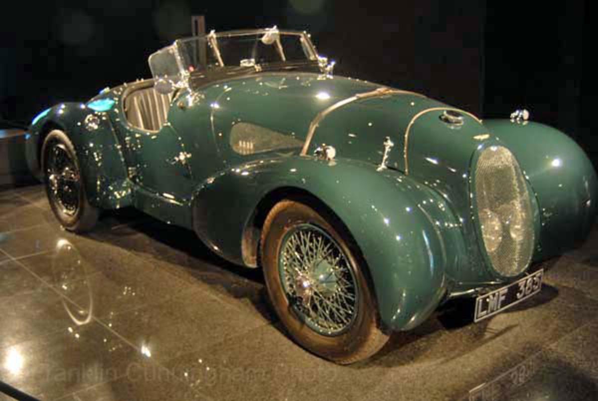 Topworldauto Photos Of Aston Martin Speed Model Photo Galleries