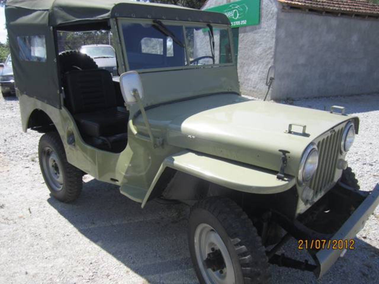 Topworldauto Photos Of Willys Jeep Cj 3 Photo Galleries