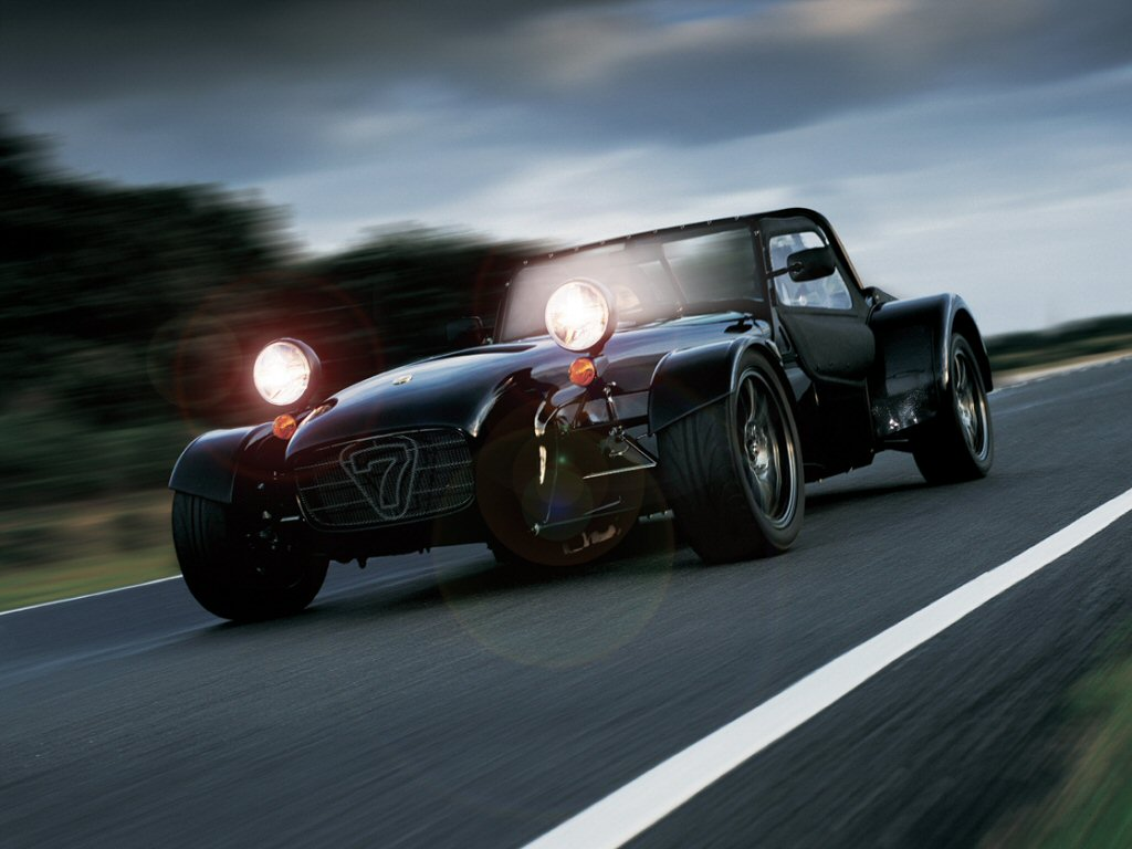 Caterham Seven CSR | Cars Move Us