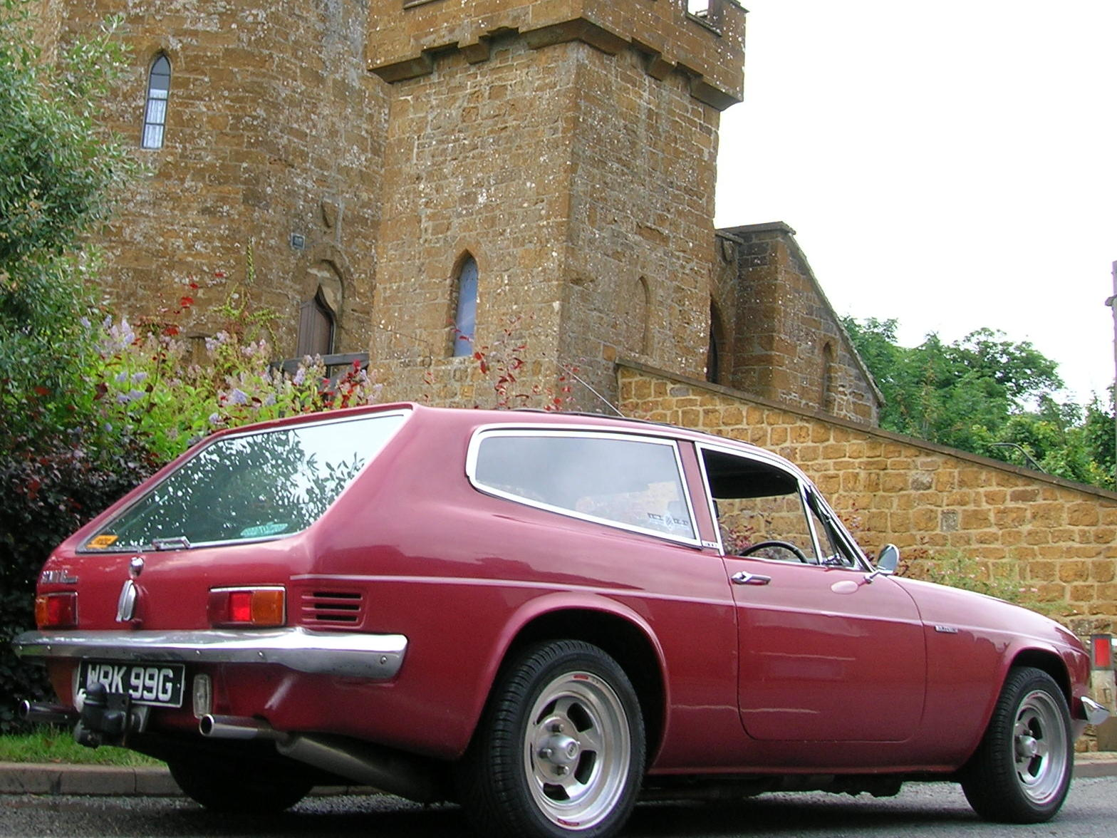 1969 Reliant Scimitar GTE - Pictures - Picture of 1969 Reliant ...
