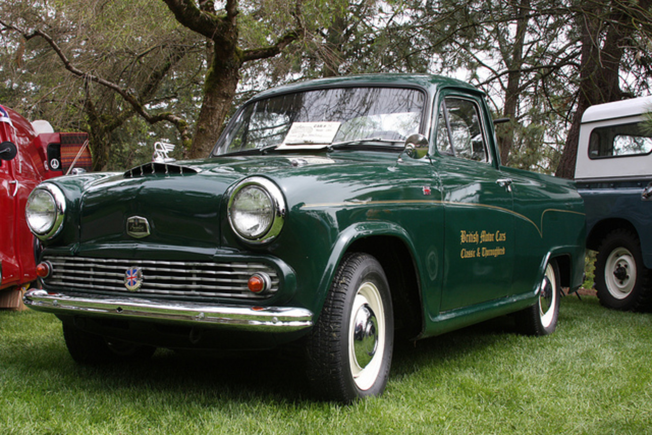 1968 Austin A60 truck | Flickr - Photo Sharing!