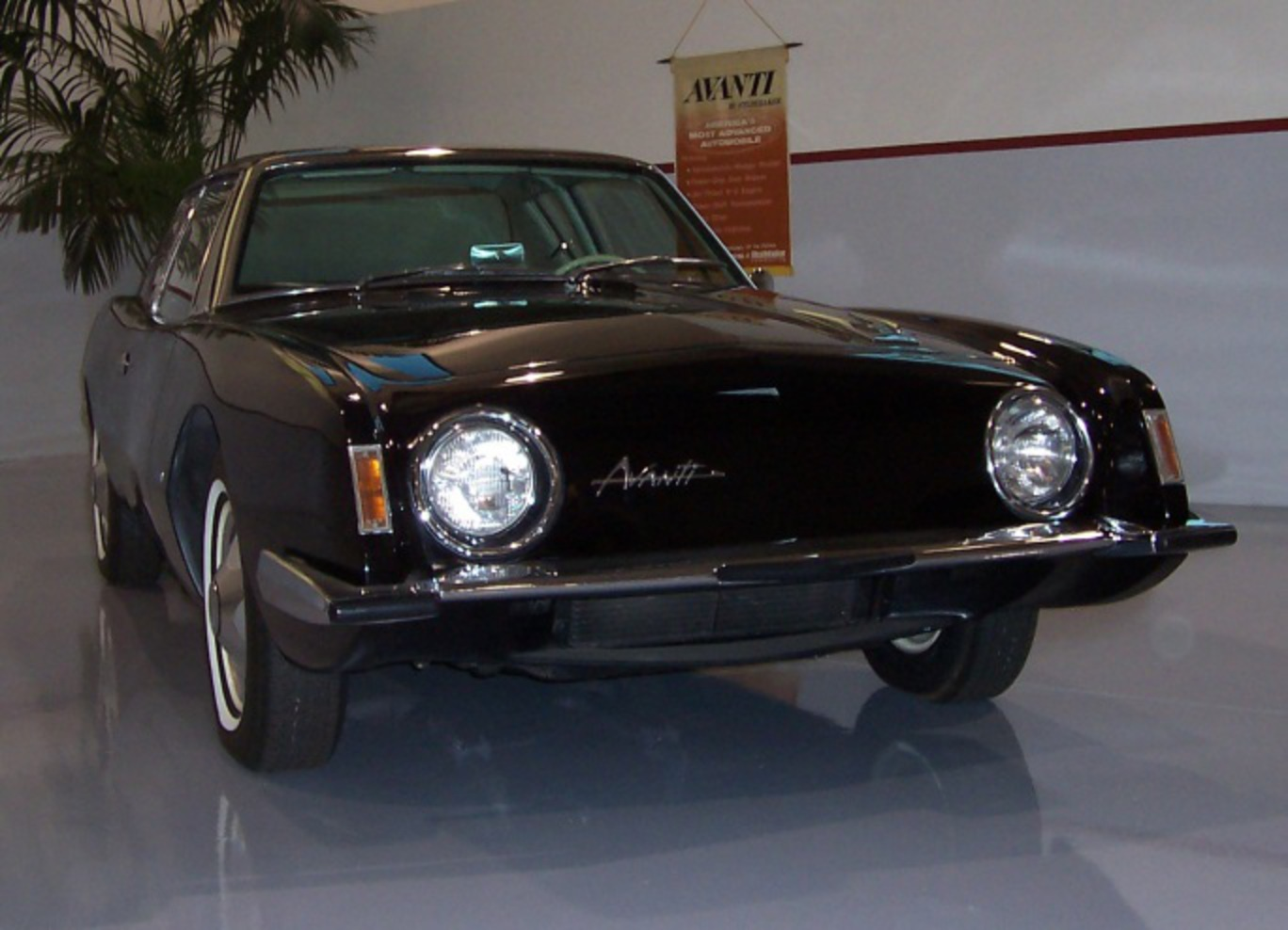 Richard Carpenter Car Collection 2005, 1963 Studebaker Avanti