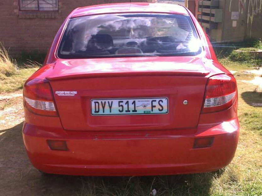 Pictures of Kia Rio RS, 1.3 Injector, 2004 Model. Excellent ...