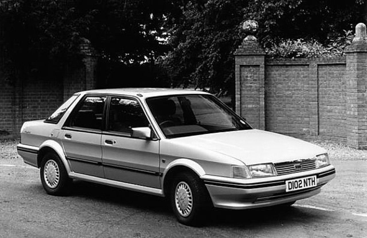 Austin Montego 1.6 Mayfair | From The Captain's Chair