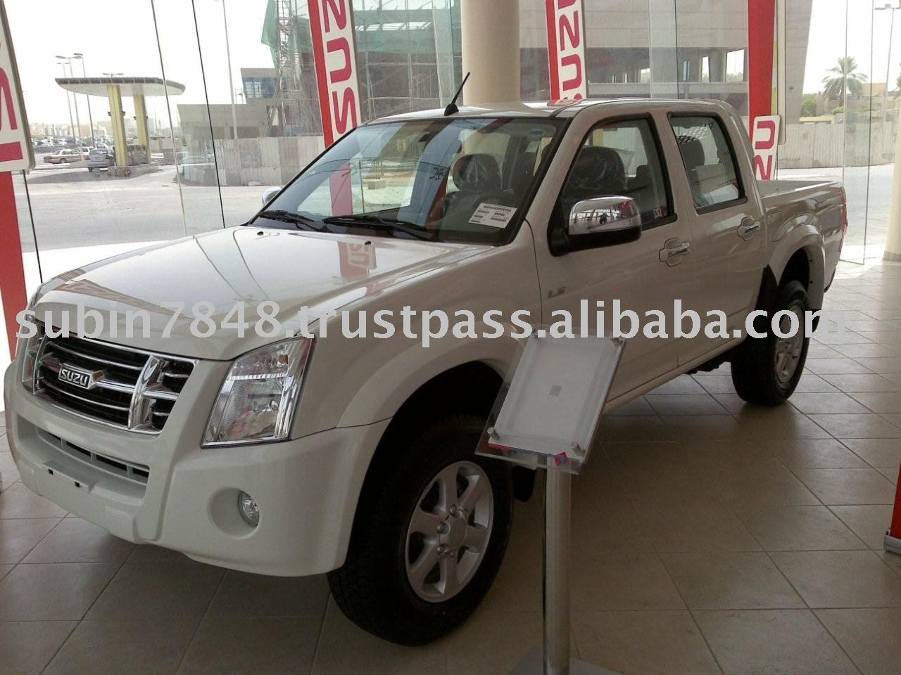 ISUZU D-MAX 2.5L DIESEL MANUAL 4X4 MANUAL NEW PICKUP 2011,View ...