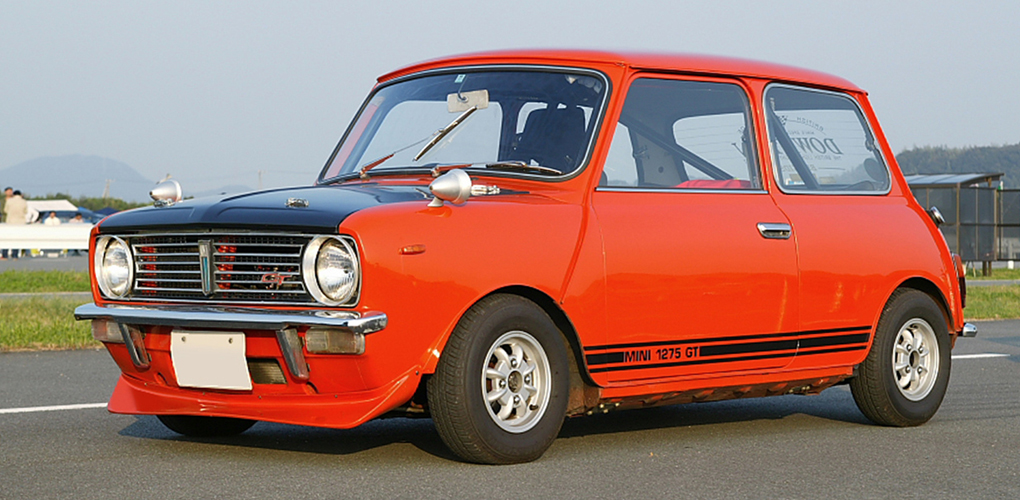 File:Mini 1275 GT 001.JPG - Wikimedia Commons