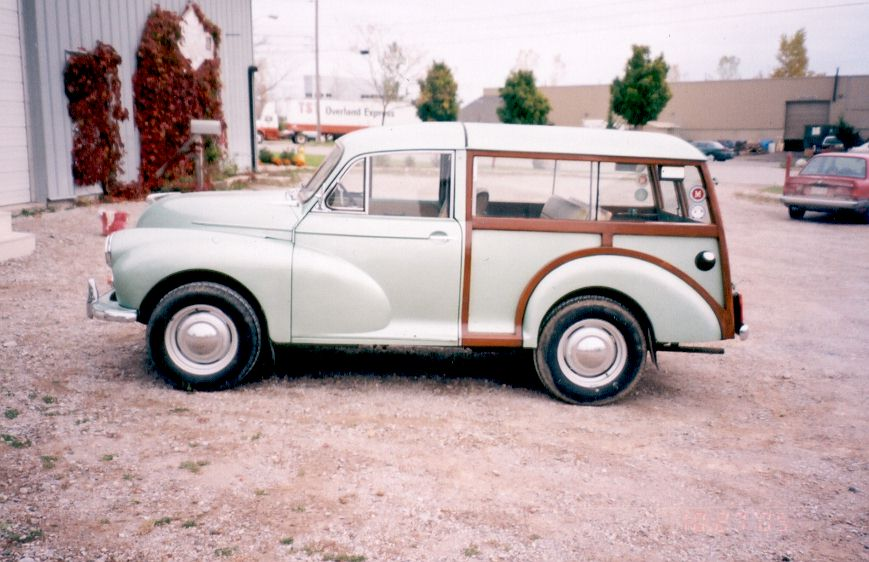 1958 Morris Minor Traveller Estate Wagon for sale - Vintage Car ...
