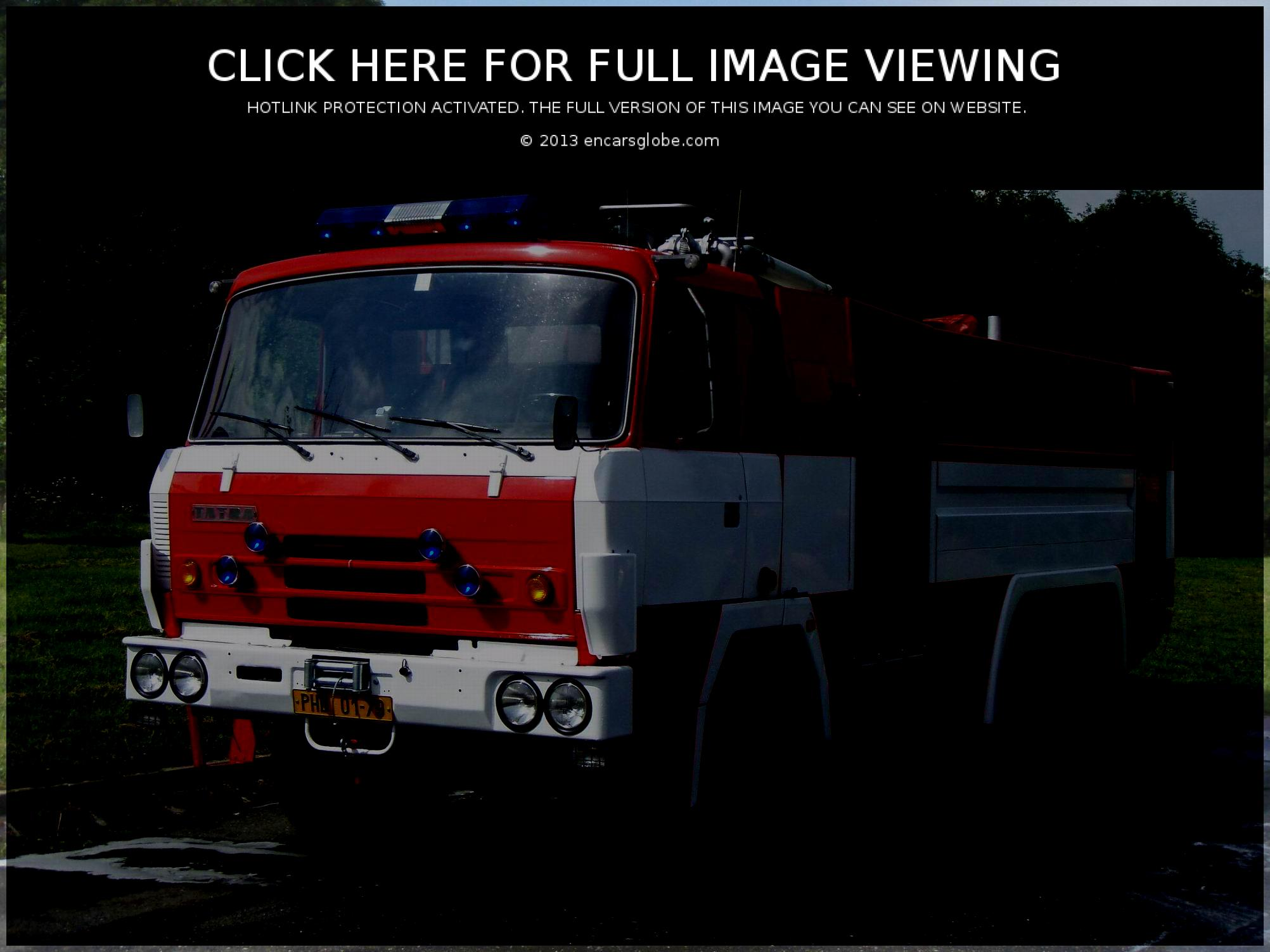 Tatra 815 CAS 32: Photo gallery, complete information about model ...