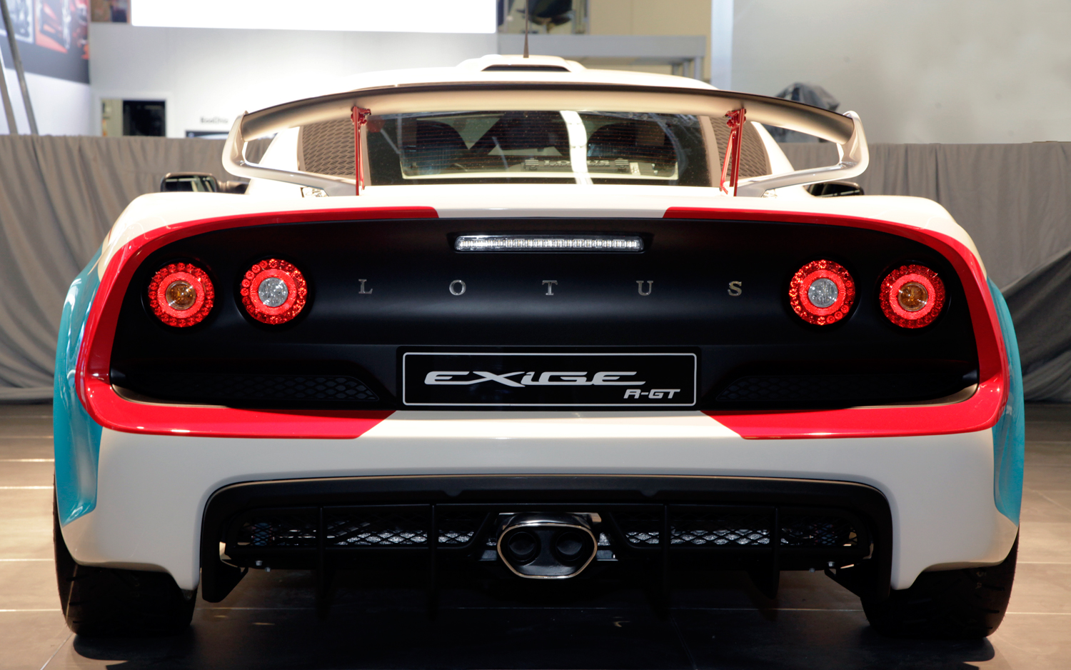 2012 Lotus Exige R Gt Rear Photo on September 14, 2011 #117729 ...