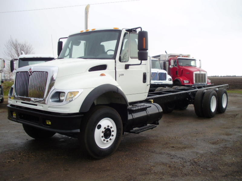 USED 2004 INTERNATIONAL 7600 TANDEM AXLE DAYCAB FOR SALE ...