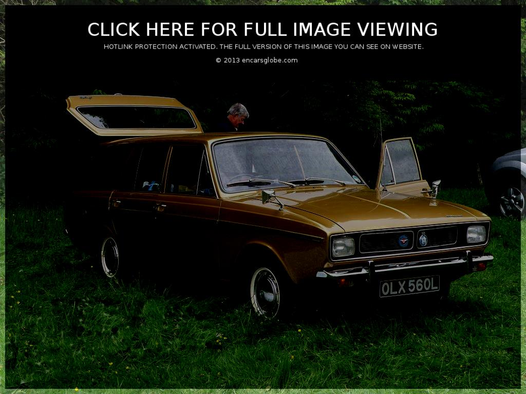 Hillman Hunter Wagon: Photo gallery, complete information about ...