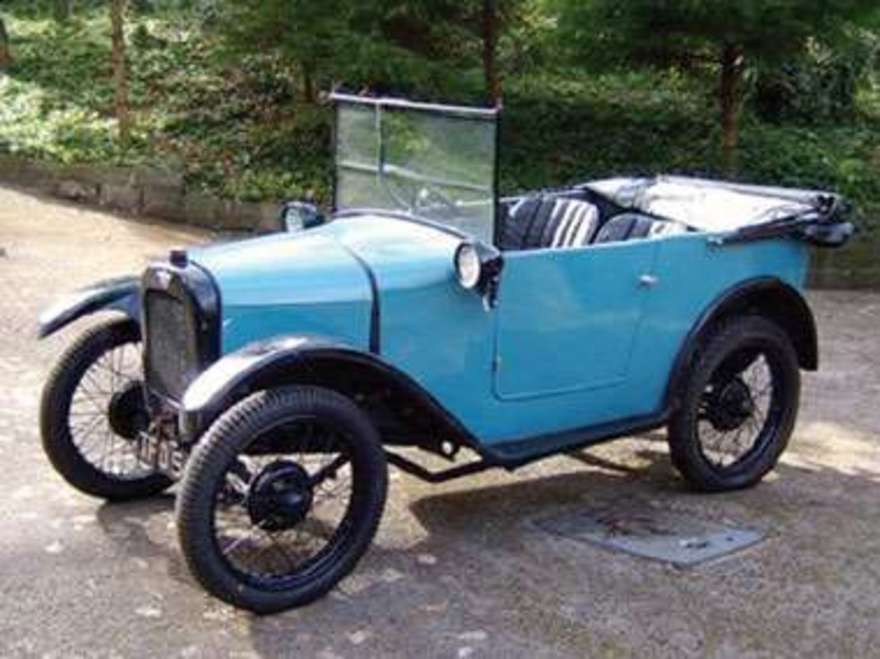 Austin Seven Chummy Tourer For Sale, classic cars for sale uk (Car ...