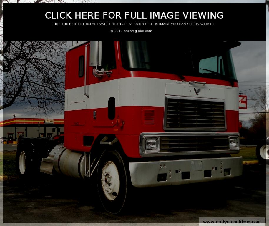International 9670 Eagle: Photo gallery, complete information ...