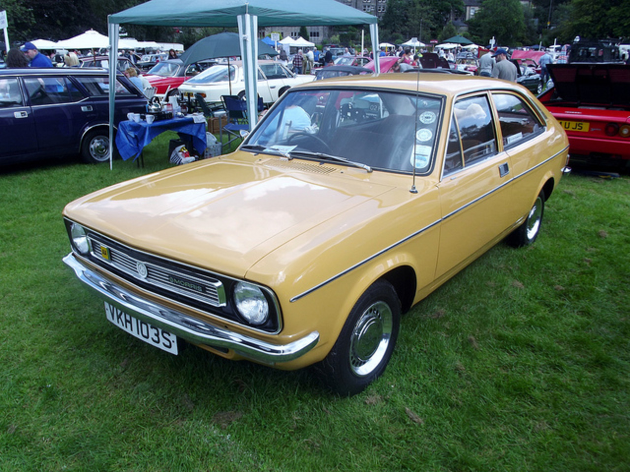 Morris Marina Coupe | Flickr - Photo Sharing!
