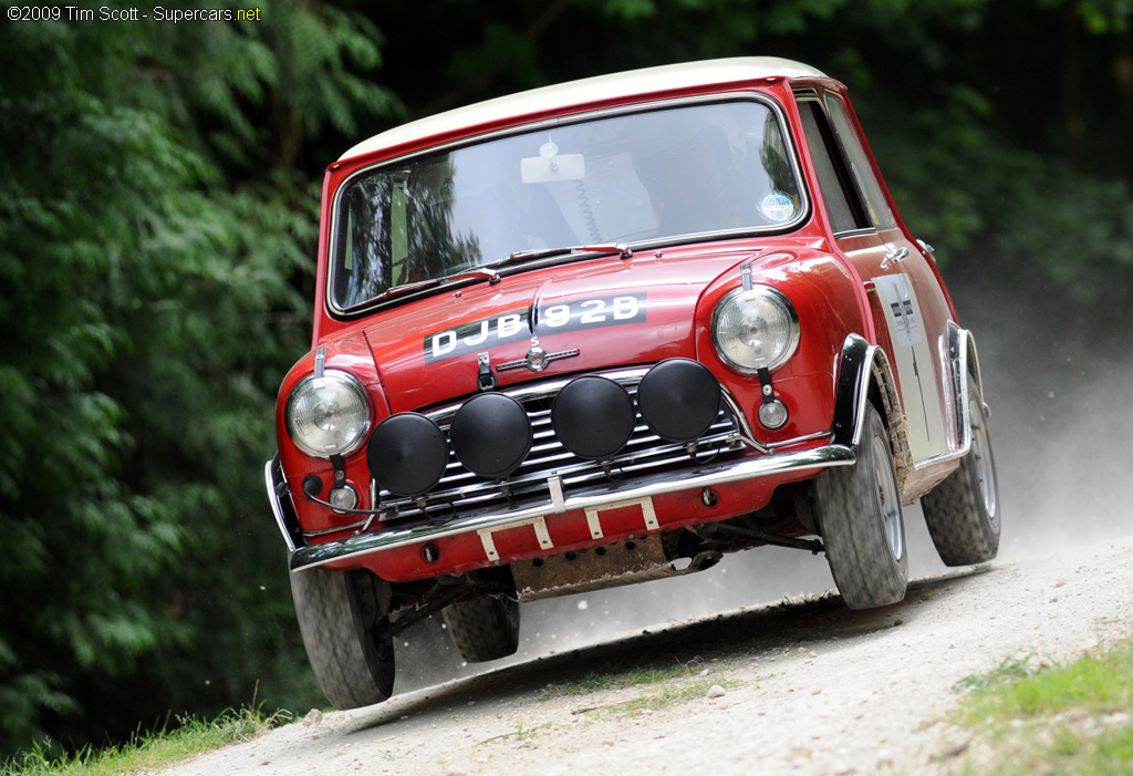 SUPERCARS.NET - Image Gallery for 1964 Morris Mini Cooper S Works ...