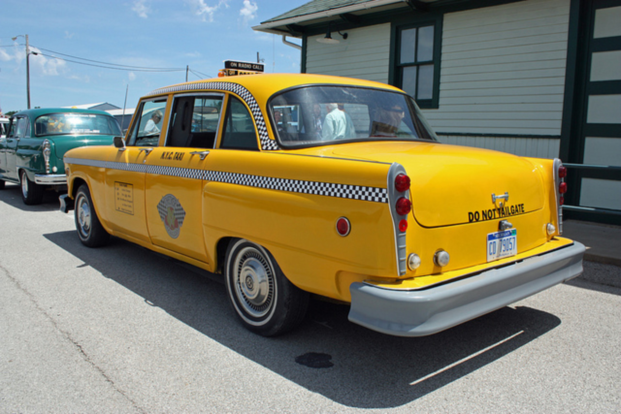 1975 Checker A11 Taxi (7 of 8) | Flickr - Photo Sharing!