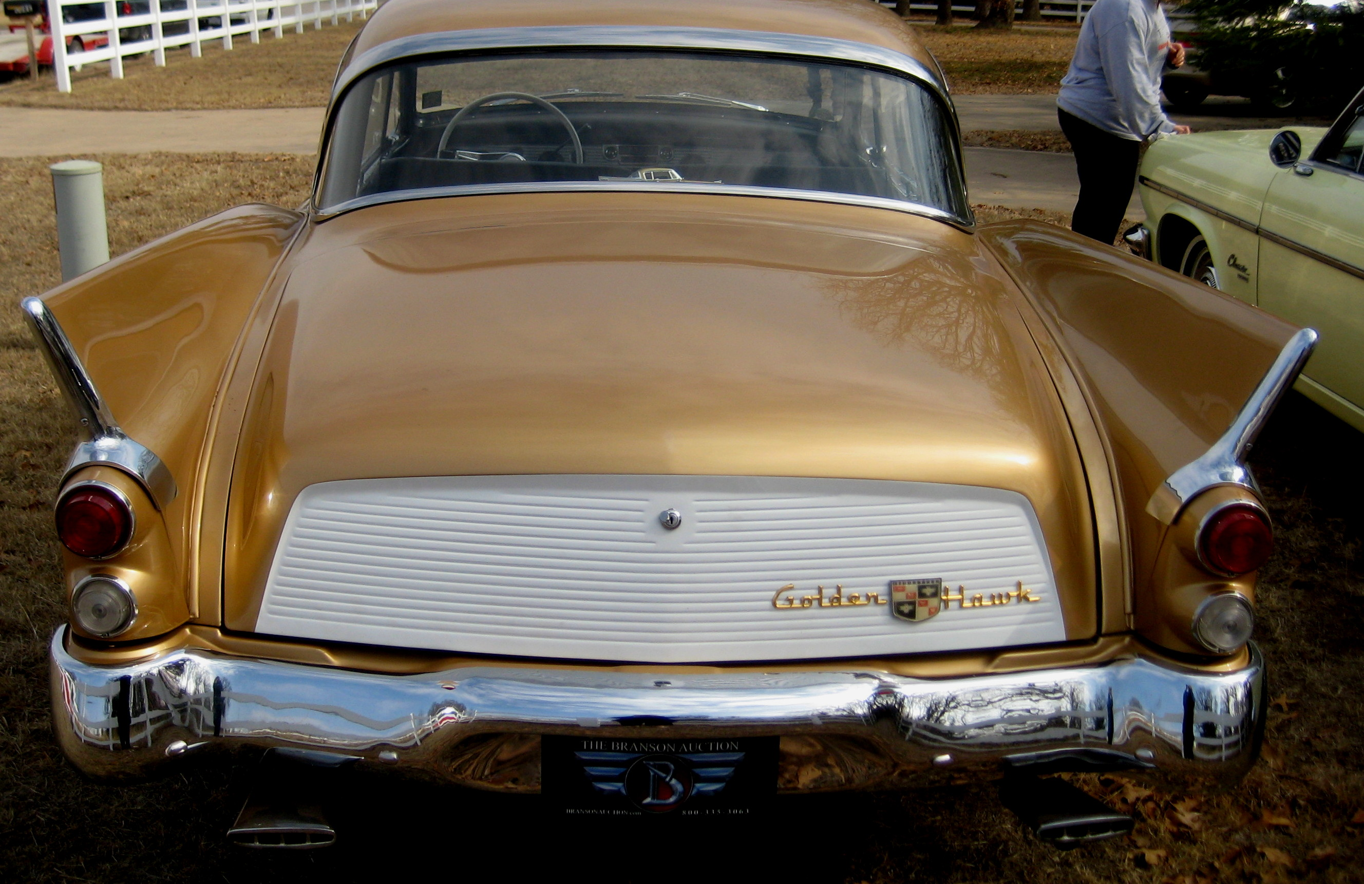 For Sale 1957 STUDEBAKER GOLDEN HAWK Supercharged -- BEAUTIFUL ...
