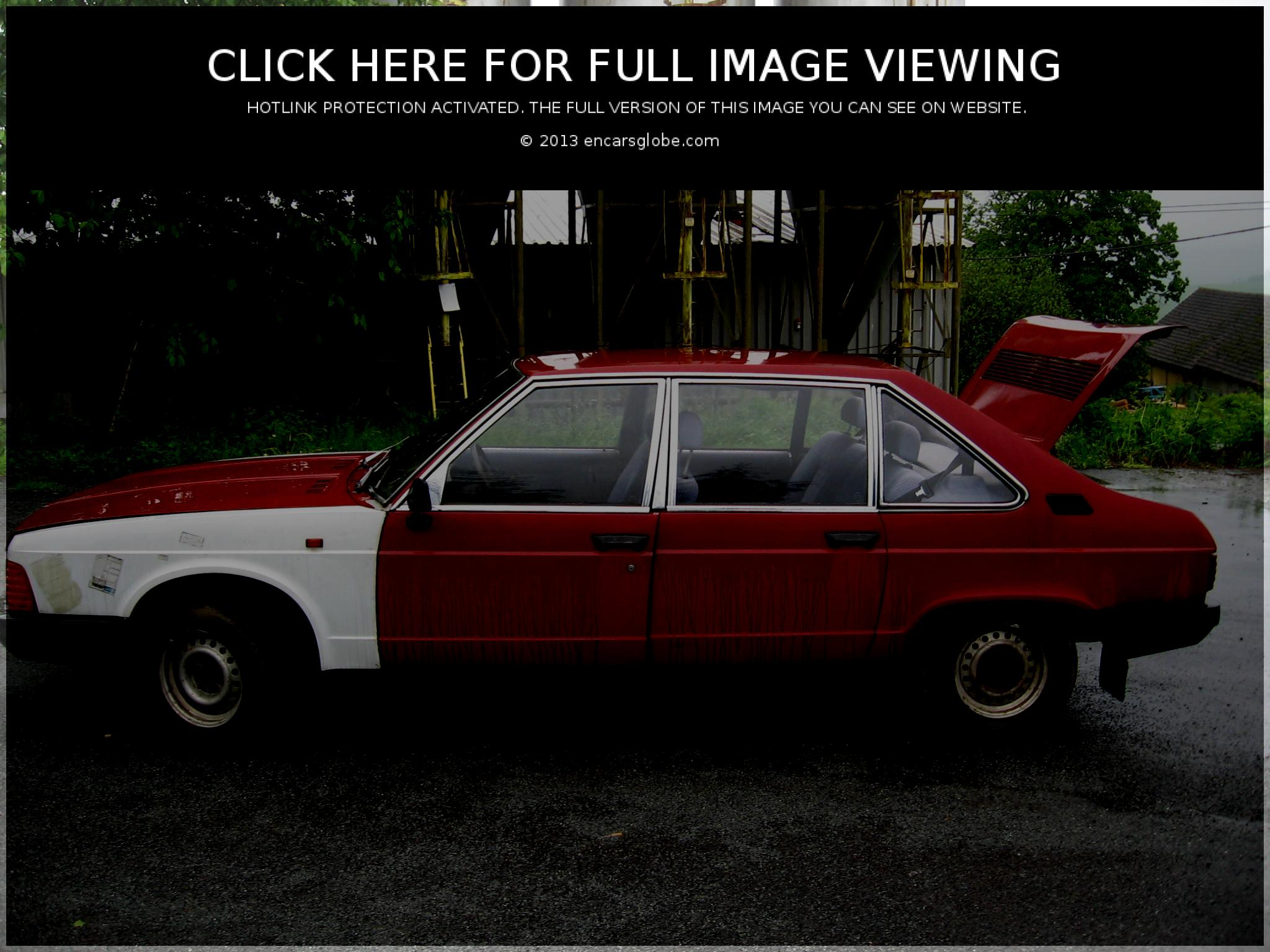 Tatra 613-3: Photo gallery, complete information about model ...