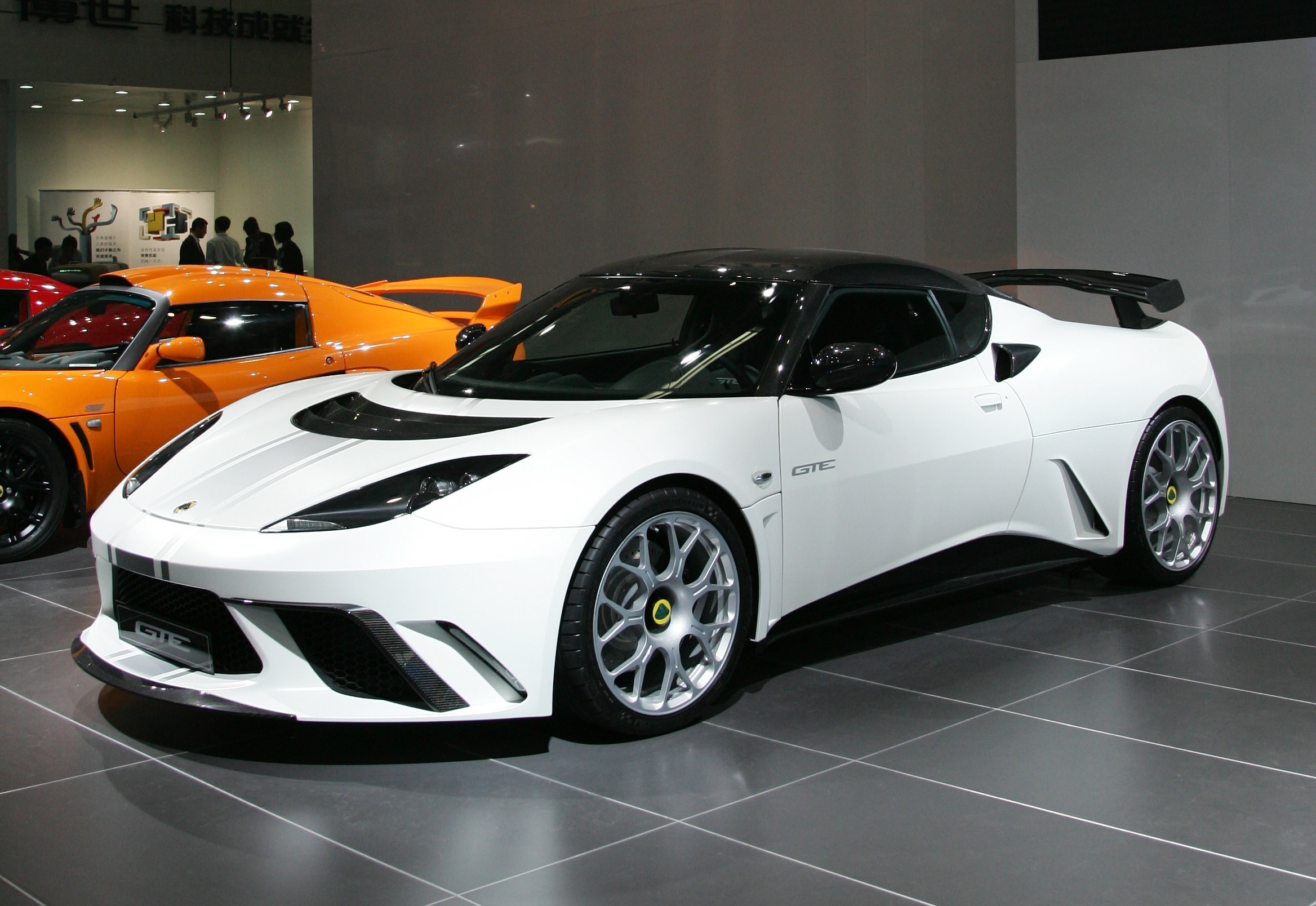 Lotus Evora GTE China Limited Edition Debuts, Is Delightfully Free ...