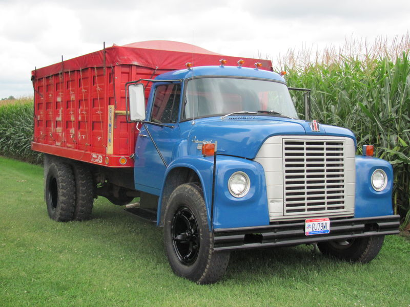 1971 International LOADSTAR 1800 Trucks | TODD BILLINGS BUCYRUS, OH