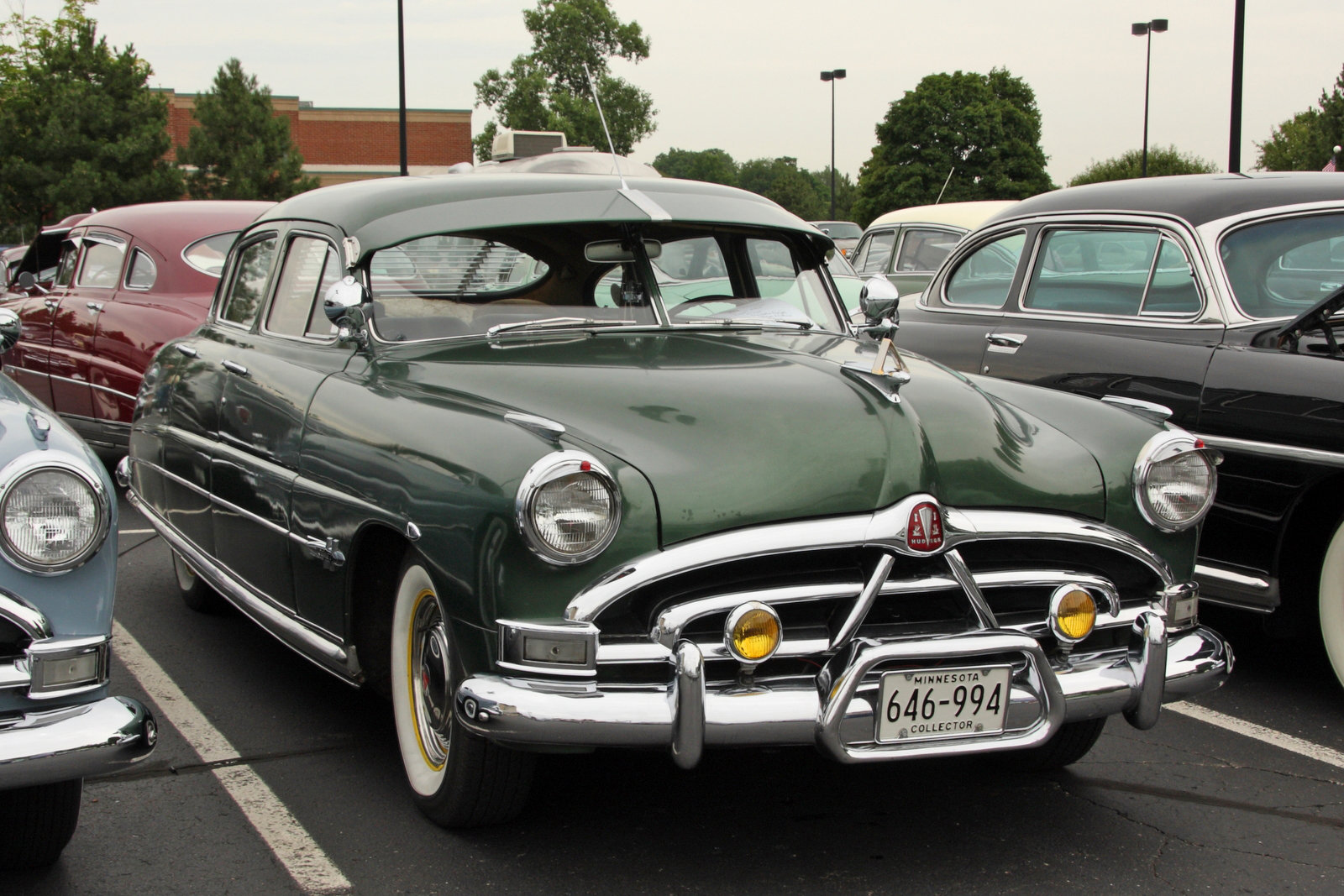 Hudson Model 93 sedan: Photo gallery, complete information about ...