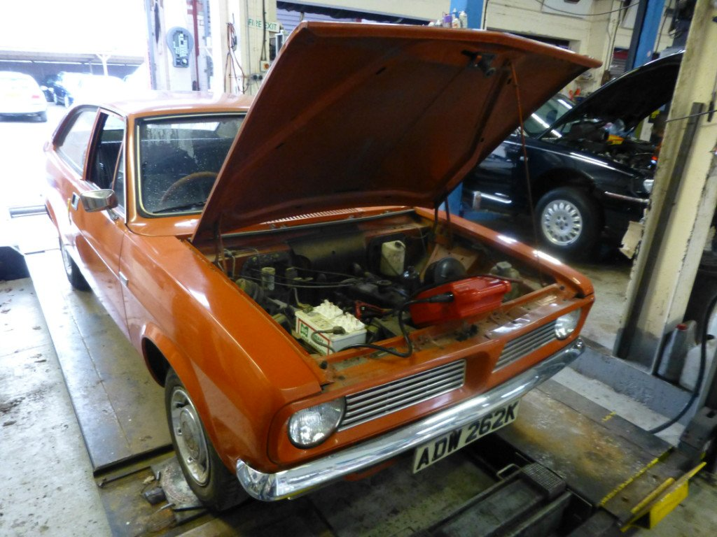 Preloved | morris marina 1300 coupe coupe for sale in ...