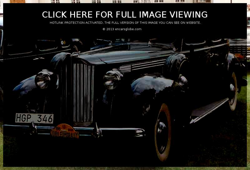 Gallery of all models of Packard: Packard Super Eight One-Eighty ...