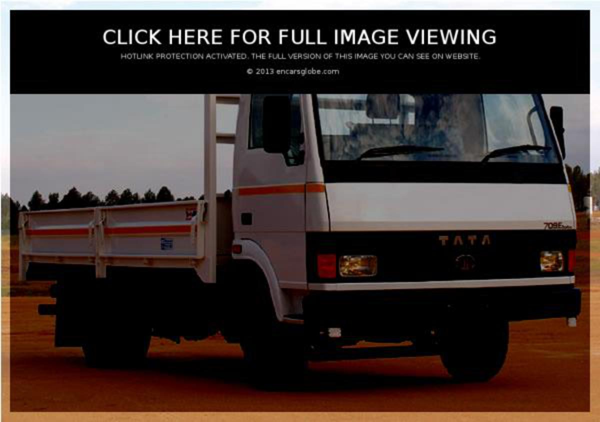 Tata 407 LPT: Photo gallery, complete information about model ...