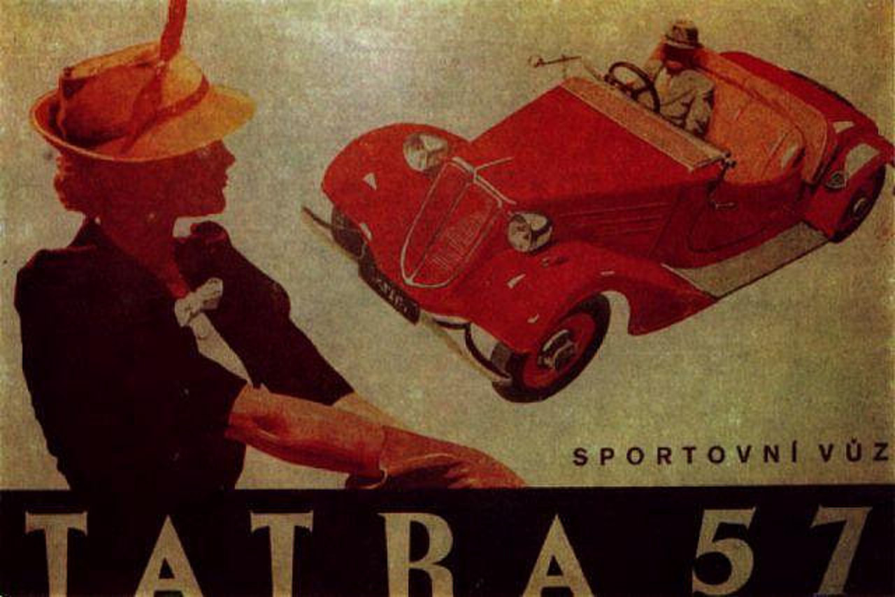 Tatra T57 | Flickr - Photo Sharing!